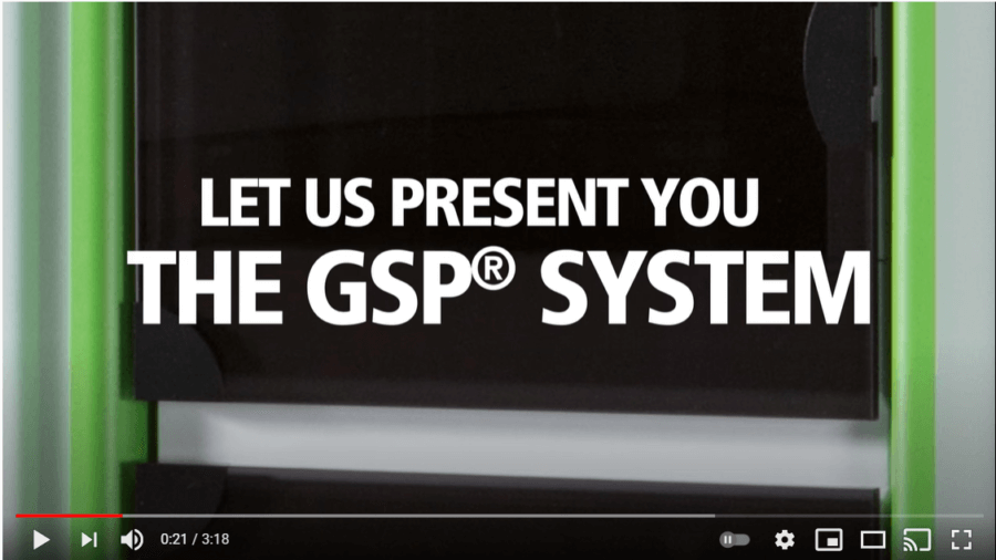 Video of GSP instrument