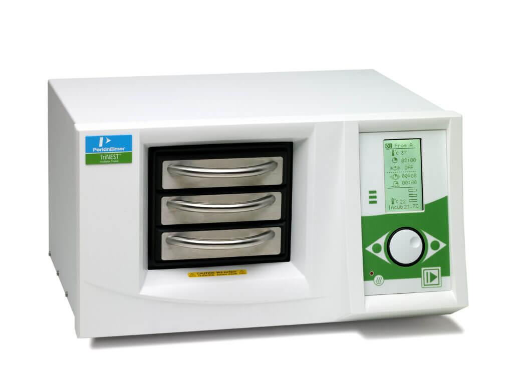 Trinest incubator